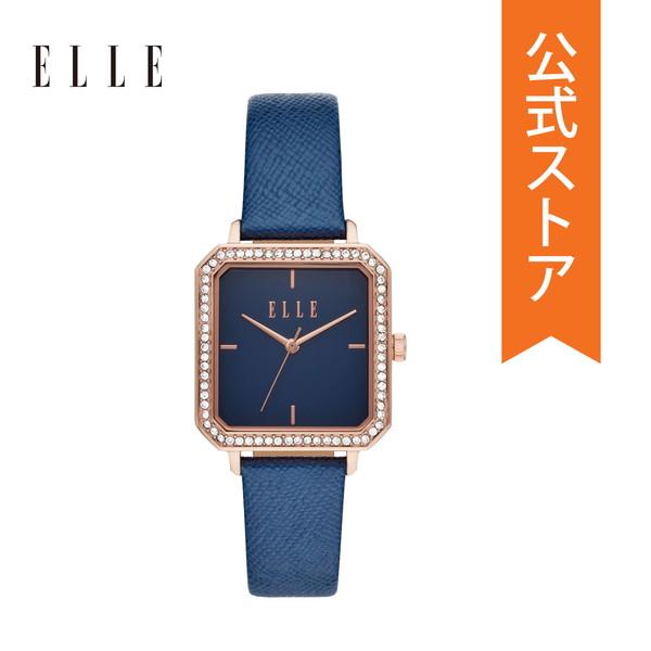 【20%OFFクーポン配布中】2019 冬の新作 エル 腕時計 レディース ELLE 時計 ELL25022 CLICHY 公式 2年 保証