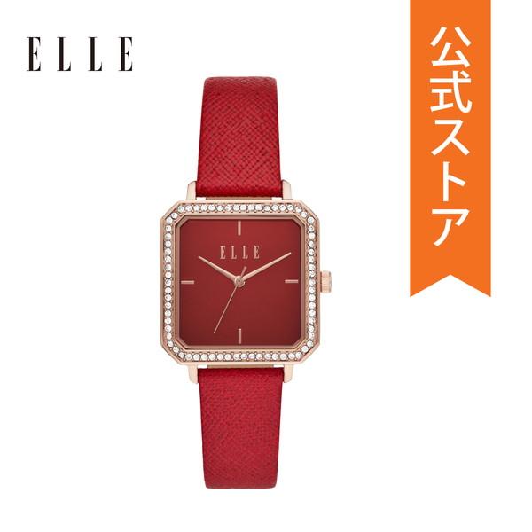 【20%OFFクーポン配布中】2019 冬の新作 エル 腕時計 レディース ELLE 時計 ELL25024 CLICHY 公式 2年 保証
