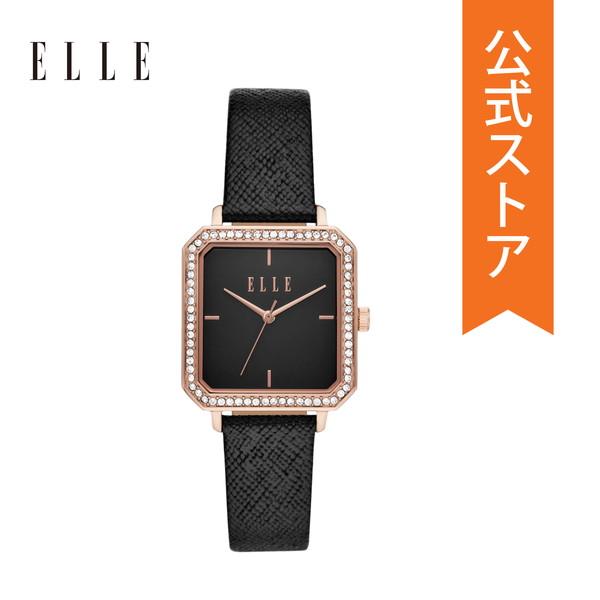 【20%OFFクーポン配布中】2019 冬の新作 エル 腕時計 レディース ELLE 時計 ELL25025 CLICHY 公式 2年 保証