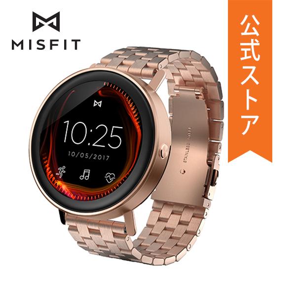 【30%OFF】ミスフィット スマートウォッチ タッチスクリーン 腕時計 レディース メンズ MISFIT 時計 ウェアラブル Smartwatch ヴェイパー MIS7008 VAPOR 公式 2年 保証