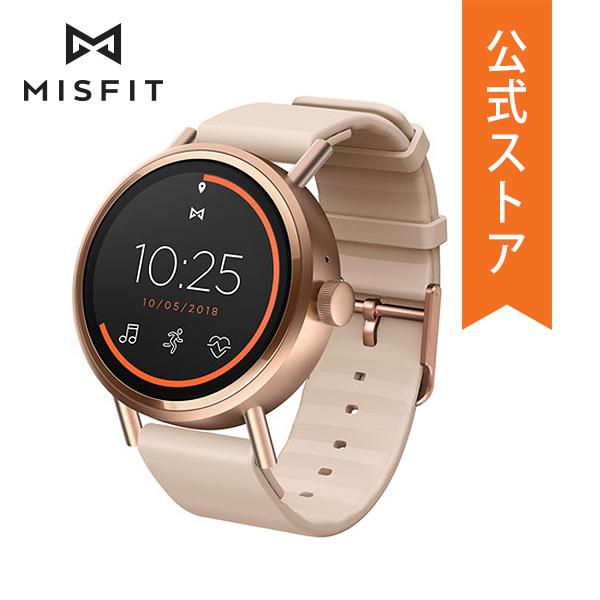 【スーパーセール期間限定!ポイント14倍!】ミスフィット スマートウォッチ タッチスクリーン 腕時計 レディース メンズ MISFIT 時計 ウェアラブル Smartwatch ヴェイパー 2 MIS7104 公式 2年 保証