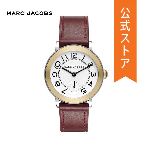 【BIG SUMMER SALE!30%OFF】【ショッパープレゼント】マークジェイコブス 腕時計 公式 2年 保証 MARC JACOBS レディース ライリー MJ1601 RILEY