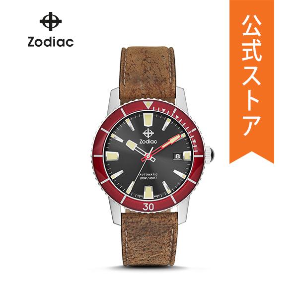 『公式ショッパープレゼント』30%OFF ゾディアック 腕時計 公式 2年 保証 Zodiac メンズ ZO9253 SUPER SEA WOLF 53 40mm