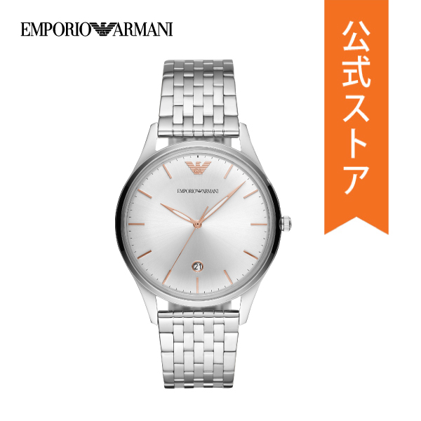 公式ショッパープレゼント 正規品 送料無料 30%OFF 正規品スーパーSALE×店内全品キャンペーン エンポリオ アルマーニ 腕時計 メンズ AR11285 2年 無料サンプルOK 公式 EMPORIO 保証 時計 ARMANI