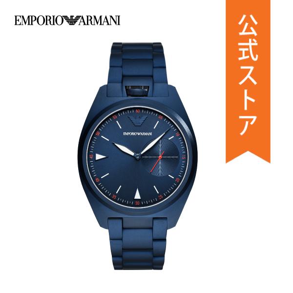 【7/26まで!ポイント10倍!】2020 春の新作 エンポリオ アルマーニ 腕時計 メンズ EMPORIO ARMANI 時計 AR11309 公式 2年 保証