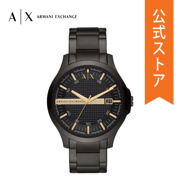 【7/26まで!ポイント10倍!】2020 春の新作 アルマーニ エクスチェンジ 腕時計 メンズ ARMANI EXCHANGE 時計 AX2413 HAMPTON 公式 2年 保証