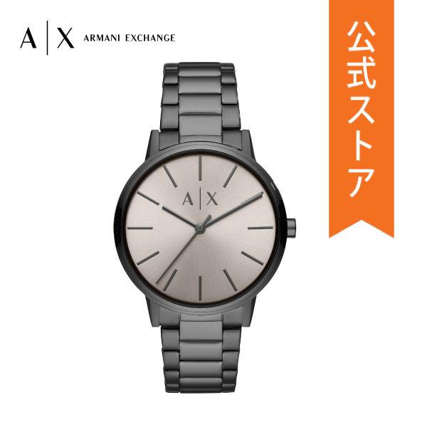 【7/26まで!ポイント10倍!】2020 春の新作 アルマーニ エクスチェンジ 腕時計 メンズ ARMANI EXCHANGE 時計 AX2722 CAYDE 公式 2年 保証