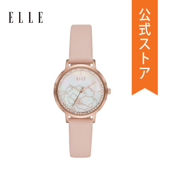 【20%OFFクーポン配布中】2020 春の新作 エル 腕時計 レディース ELLE 時計 ELL25028 Chatelet 公式 2年 保証