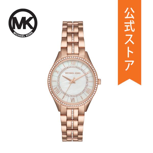 【7/26まで!ポイント10倍!】マイケルコース 腕時計 レディース MICHAEL KORS 時計 MK3716 LAURYN 公式 2年 保証