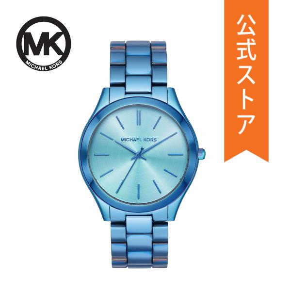 【30%OFF】マイケルコース 腕時計 レディース メンズ MICHAEL KORS 時計 MK4390 SLIM RUNWAY 公式 2年 保証