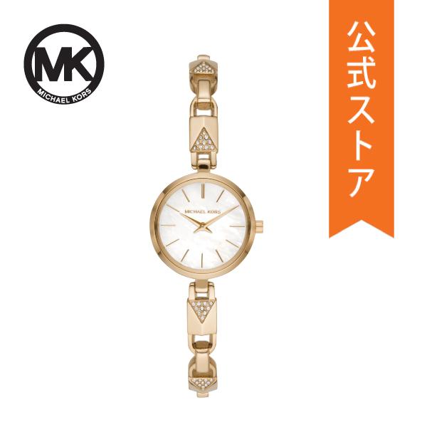 【7/26まで!ポイント10倍!】マイケルコース 腕時計 レディース MICHAEL KORS 時計 MK4439 JARYN MERCER 公式 2年 保証