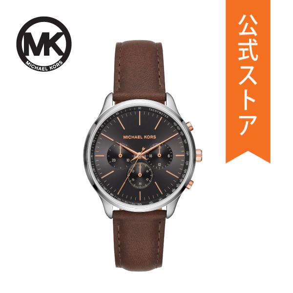 【7/26まで!ポイント10倍!】マイケルコース 腕時計 メンズ MICHAEL KORS 時計 MK8722 SUTTER 公式 2年 保証
