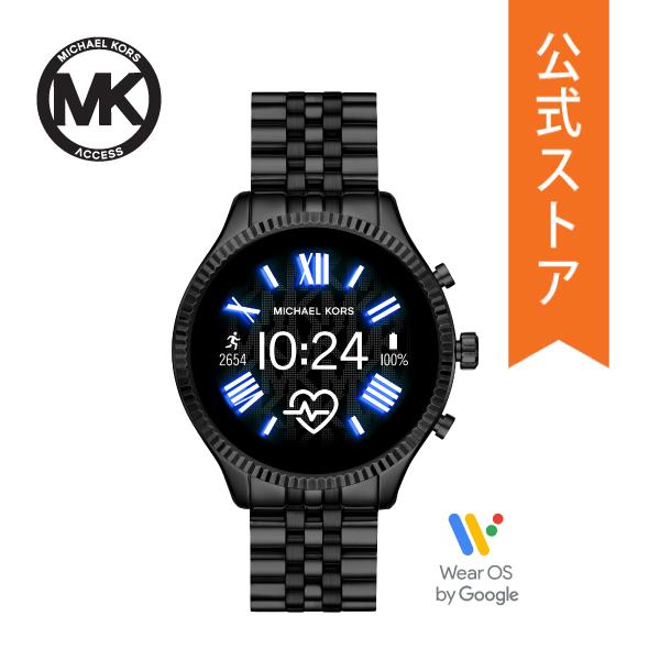 2020 春の新作 マイケルコース スマートウォッチ タッチスクリーン レディース メンズ MICHAEL KORS 腕時計 MKT5096 Michael Kors Gen 5 Lexington Smartwatch 公式 2年 保証