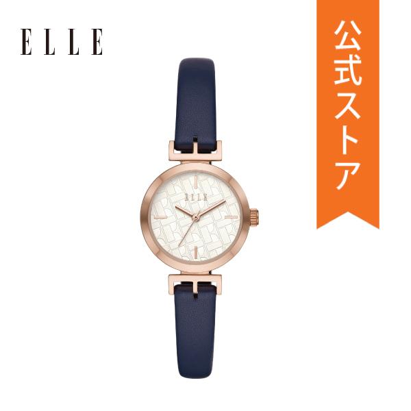 公式ショッパープレゼント 正規品 送料無料 20%OFFクーポン配布中 お歳暮 エル 腕時計 レディース ELLE ELL21063 2年 新作通販 保証 ODEON 公式 時計
