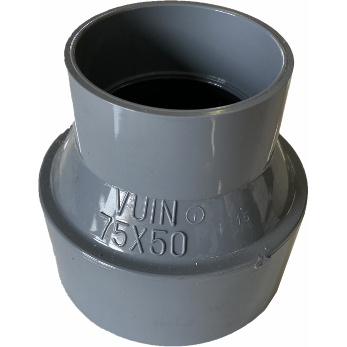 VU継手 ブランド買うならブランドオフ インクリーザ 異径ソケット 東栄管機 VU 75X50 IN モデル着用&注目アイテム