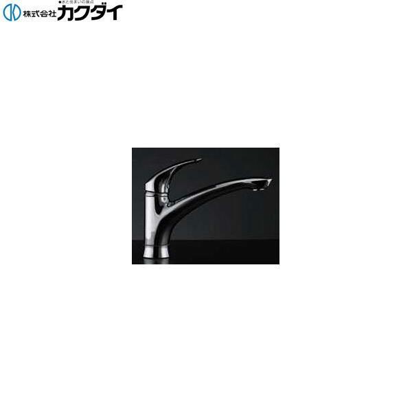 カクダイ[KAKUDAI]シングルレバー混合栓117-004【送料無料】