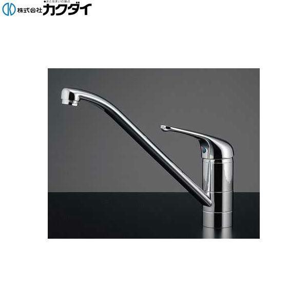 カクダイ[KAKUDAI]シングルレバー混合栓117-032【送料無料】
