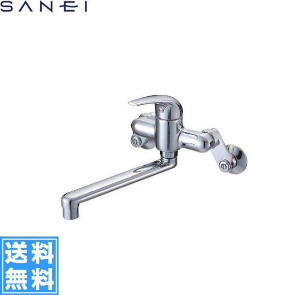 【フラッシュクーポン!5/1~5/8 AM9:59】三栄水栓[SAN-EI]シングル混合栓K170K[寒冷地仕様]【送料無料】