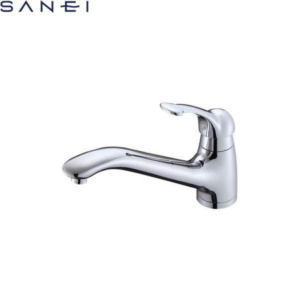 三栄水栓[SAN-EI]シングルワンホール混合栓K87710JV[一般地仕様][送料無料]