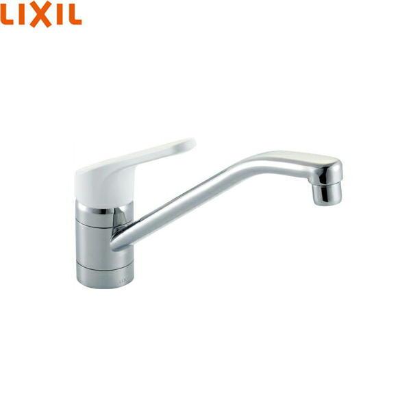 リクシル[LIXIL/INAX]シングルレバー混合栓[湯側開度規則付]SF-HE421SXHK[一般地仕様]【【送料無料】