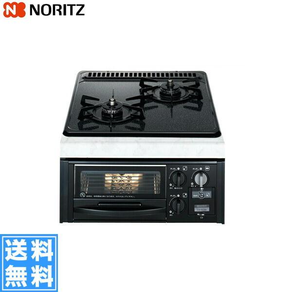 ノーリツ[NORITZ]ビルトインガスコンロコンパクトタイプ『CompactType』N2G13KSS【送料無料】