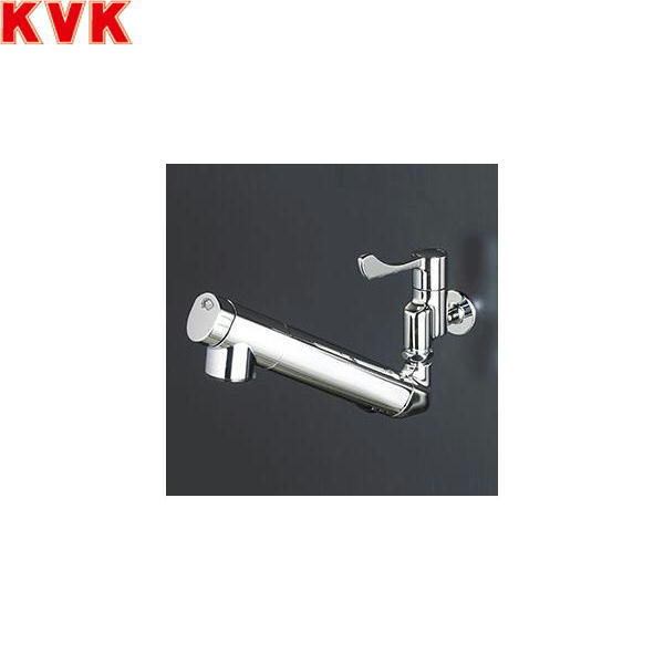 [K1610ZN]KVK浄水器内蔵自在水栓[単水栓][寒冷地仕様]【送料無料】