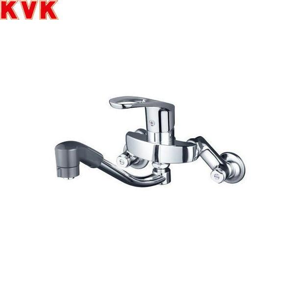 [KM5000ZTF]KVKシングルレバー式シャワー付混合水栓[寒冷地仕様]【送料無料】