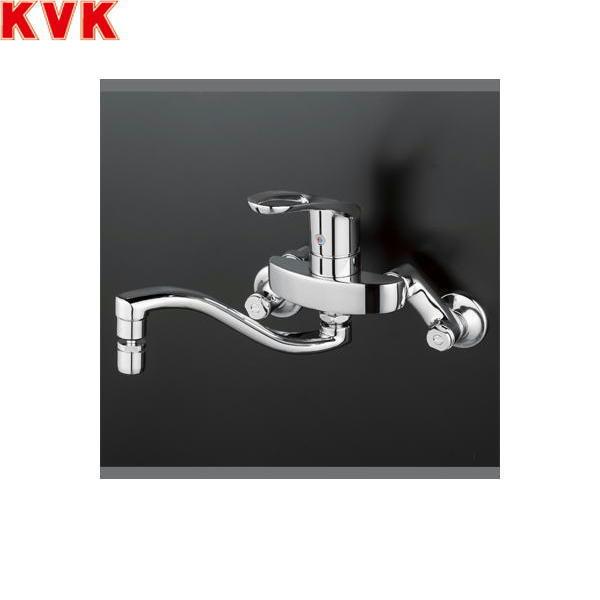 【9/10(木)限定・エントリー&カードでポイント最大11倍】[KM5000THS]KVKシングルレバー混合水栓[一般地仕様][首振り泡沫器付タイプ][送料無料]