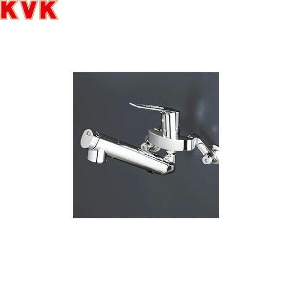 [KM5001NEC]KVK浄水器内蔵シングルレバー混合水栓[一般地仕様][送料無料]