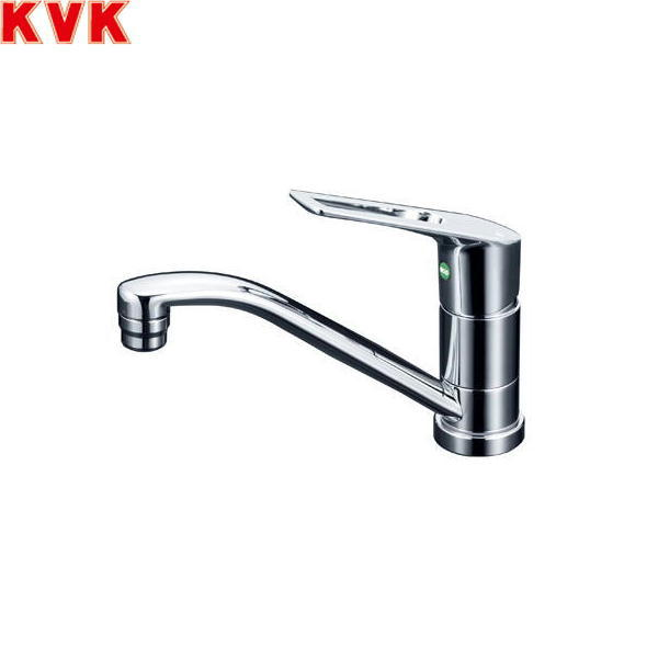 [KM5011TR2EC]KVK流し台用シングルレバー混合水栓[一般地仕様]【送料無料】