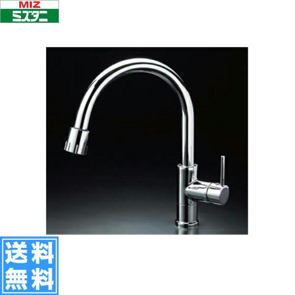 【2019 新作】 [MKZ615MME]ミズタニバルブ[MIZUTANI]台付シングルレバー混合栓シャワー引出し式[MK615シリーズ][一般地仕様]【送料無料】, マキノチョウ:6605cb7d --- hortafacil.dominiotemporario.com
