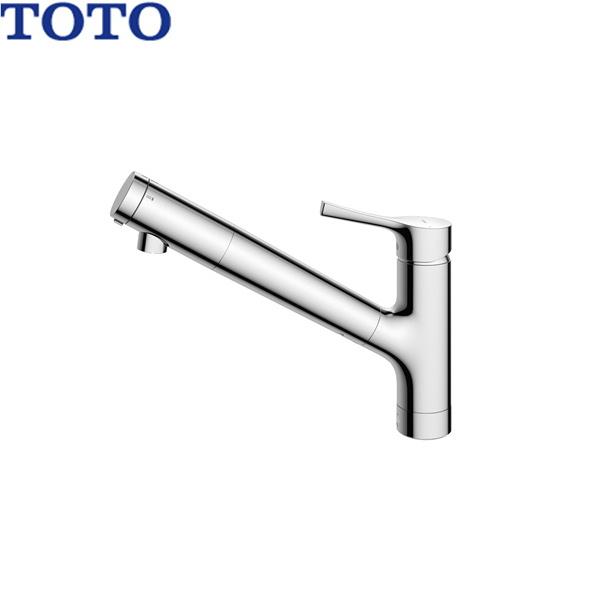 [TKS05307J]TOTO浄水器兼用シングル混合水栓[吐水切り替えタイプ][一般地仕様]【送料無料】