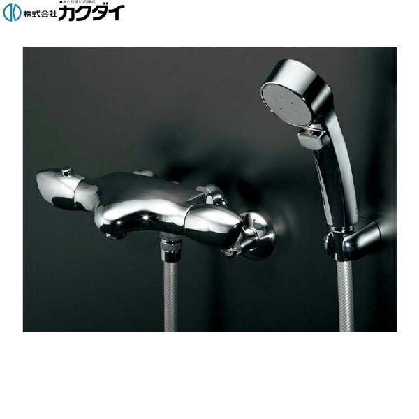 カクダイ[KAKUDAI]サーモスタットシャワ混合栓173-235【送料無料】