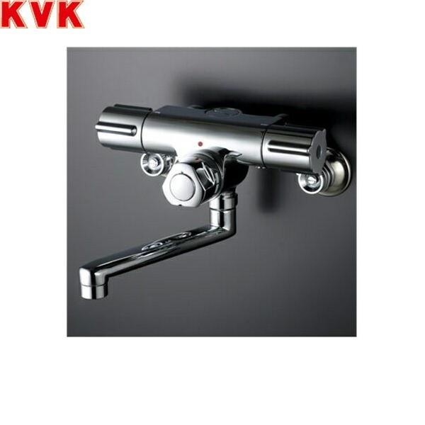 KVK定量止水付2ハンドル混合栓KM59WG[寒冷地仕様]【送料無料】