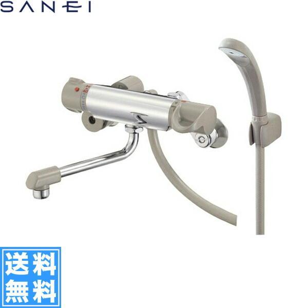 三栄水栓[SAN-EI]サーモスタット混合水栓SK1861DK[寒冷地仕様]【送料無料】