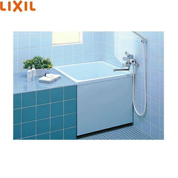 リクシル[LIXIL/INAX]ポリーナ浴槽[FRP製・750サイズ]PB-752ARM/410[巻フタ付][一方全エプロン]【送料無料】