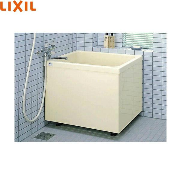 [PB-802B(BF)L/L11]/[PB-802B(BF)R/L11]リクシル[LIXIL/INAX]ポリエック浴槽[FRP製・800サイズ][二方全エプロン・バランス釜取付用]【送料無料】