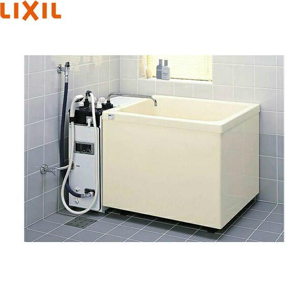 【★11/10限定★エントリー&カードでポイント最大12倍】[PB-802C(BF)/L11]リクシル[LIXIL/INAX]ポリエック浴槽[FRP製・800サイズ][三方全エプロン・バランス釜取付用]【送料無料】