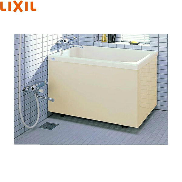 【マラソン期間中★エントリーで全品6倍以上★】リクシル[LIXIL/INAX]ポリエック浴槽[FRP製・1000サイズ]PB-1002C(BF)/L11[三方全エプロン・バランス釜取付用]【送料無料】