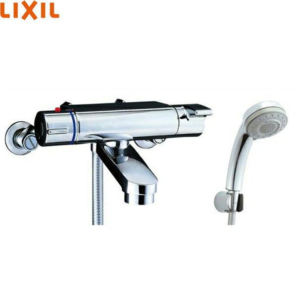 リクシル[LIXIL/INAX]浴室用サーモスタット水栓[エコフル多機能シャワー][一般地仕様]BF-2147TKSB【送料無料】
