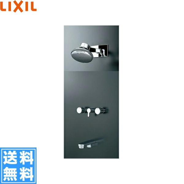 【フラッシュクーポン!5/1~5/8 AM9:59】リクシル[LIXIL/INAX]シャワーバスセット[埋込形シャワーバスセット組合せ]BF-217HE【送料無料】