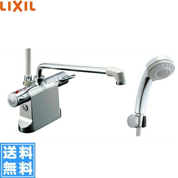 リクシル[LIXIL/INAX]浴室用サーモスタット水栓[エコフル多機能シャワー]BF-B646TSB(300)【送料無料】