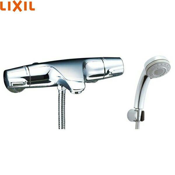 リクシル[LIXIL/INAX]浴室用サーモスタット水栓[エコフル多機能シャワー][寒冷地仕様]BF-J147TNSB【送料無料】