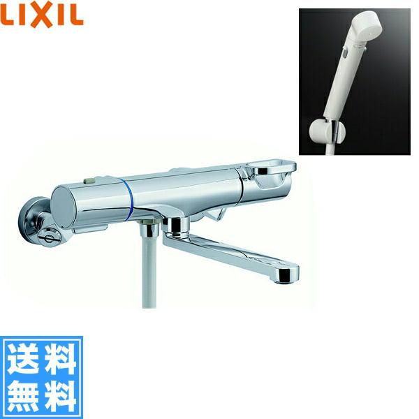 [BF-WM145TNSDW]リクシル[LIXIL/INAX]シャワーバス水栓[サーモスタット][エコフルスイッチシャワー][寒冷地仕様]【送料無料】