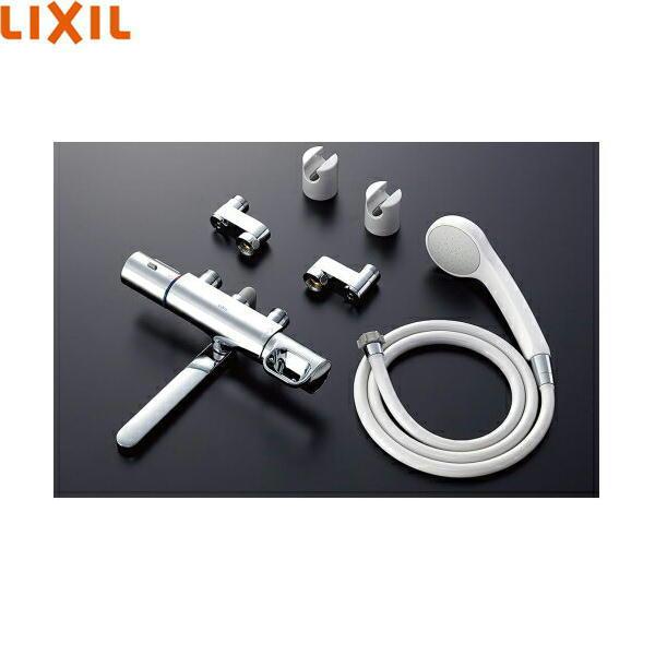[BF-WM145TSG-AT]リクシル[LIXIL/INAX]取替用水栓サーモスタット付シャワーバス水栓[取付脚流用タイプ][一般地仕様]【送料無料】