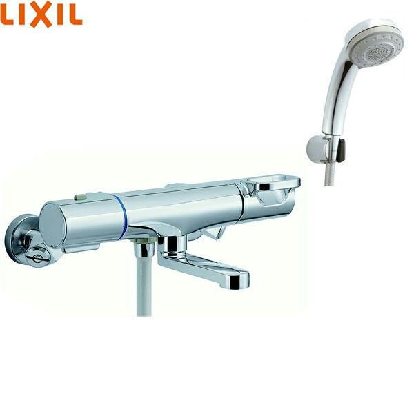 [BF-WM147TSB]リクシル[LIXIL/INAX]シャワーバス水栓[サーモスタット][エコフル多機能シャワー][一般地仕様]【送料無料】