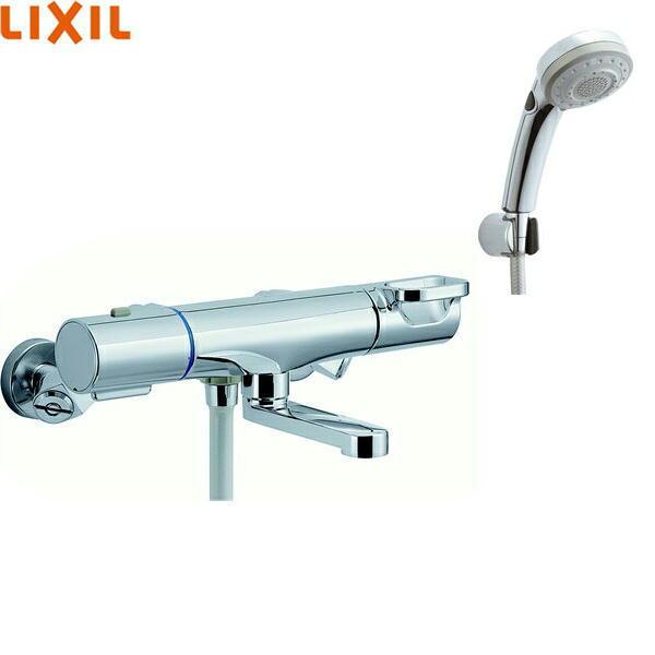 [BF-WM147TNSBW]リクシル[LIXIL/INAX]シャワーバス水栓[サーモスタット][エコフルスイッチ多機能シャワー][寒冷地仕様]【送料無料】