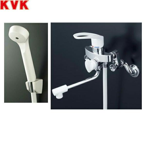 KVK取替用シングルレバー式シャワーKF5000WU[寒冷地仕様]【送料無料】