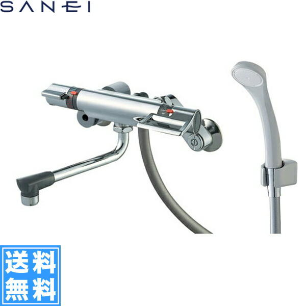 [SK1813DC-13]三栄水栓[SAN-EI]サーモシャワー混合水栓[一般地仕様]【送料無料】