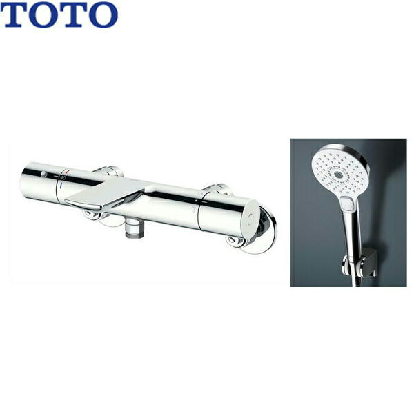 [TBV01S01J]TOTOサーモスタット混合水栓[コンフォートウエーブ3モード]【送料無料】